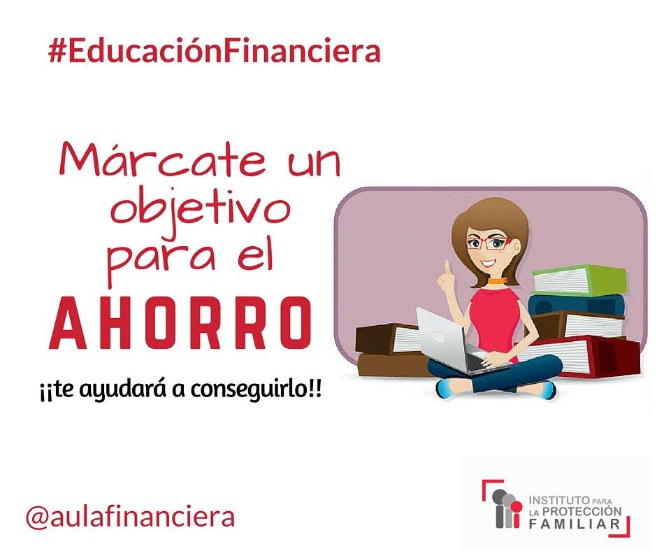 #EducaciónFinanciera 1
