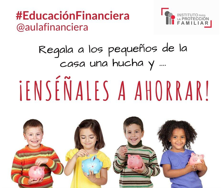 #EducaciónFinanciera 6