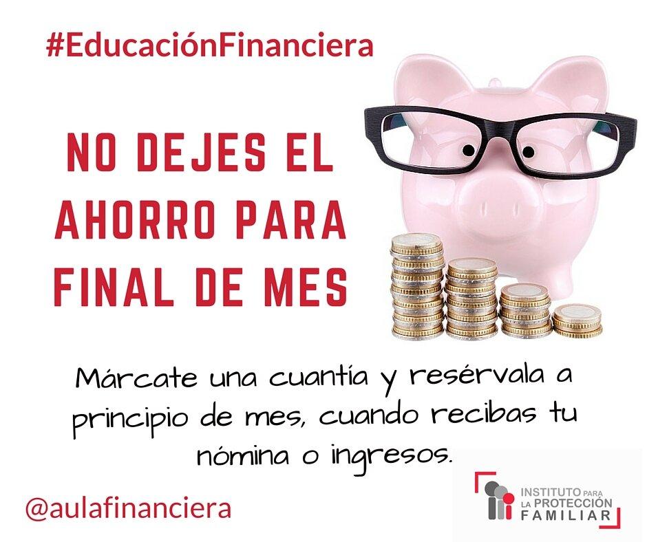 #EducaciónFinanciera16