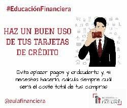 #EducaciónFinanciera13