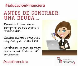 #EducaciónFinanciera18